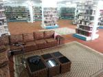 Shaykh Rabee's Hafidullaah library in his house