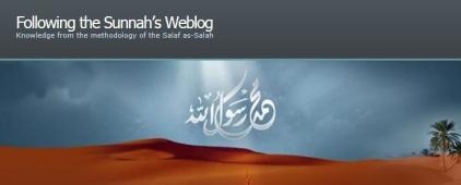 Follow the Sunnah s Weblog